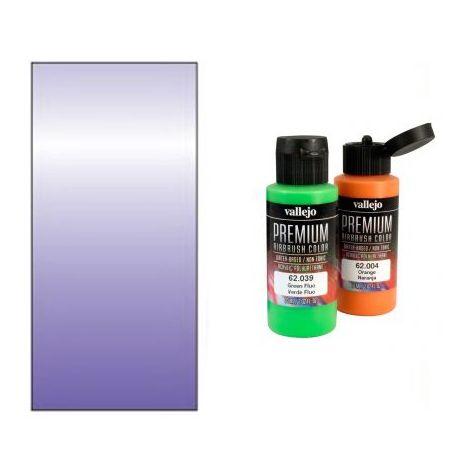 Peinture Lexan Vallejo RC Color Metallic Violet