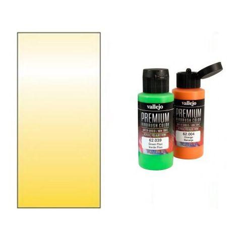 Peinture Lexan Vallejo RC Color Metallic Yellow