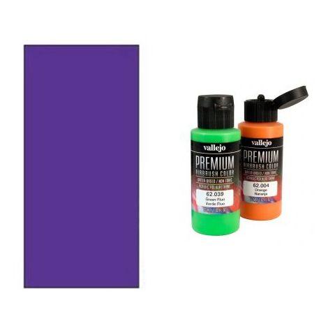 Peinture Lexan Vallejo RC Color Violet Fluo