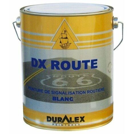 Peinture marquage routier dx route 15 l jaune ral 1023