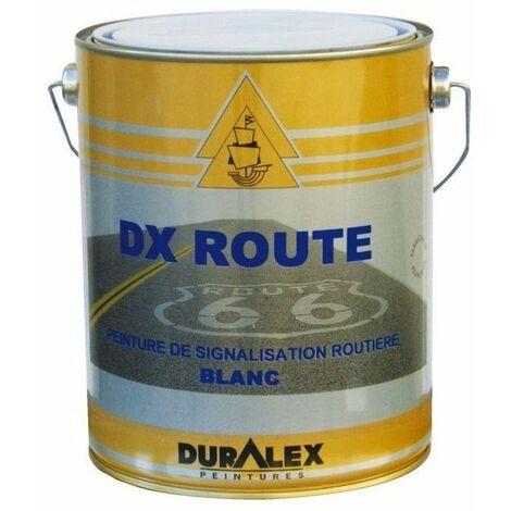 Peinture marquage routier dx route 3 l jaune ral 1023