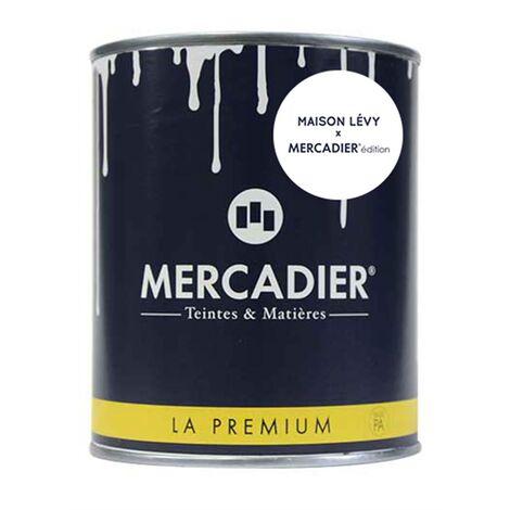 Peinture Mercadier - La Premium - Maison Levy - Amande - 1 Litre