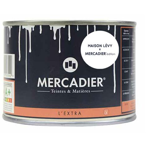 Peinture Mercadier - L'Extra - Maison Levy - Amande - 500 ml