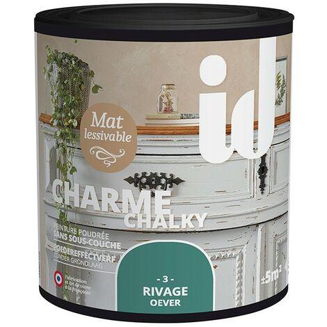 Peinture meubles et boiseries CHARME 500ML RIVAGE - ID Paris