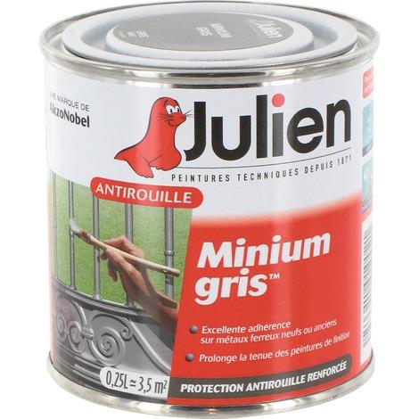 Peinture Minium Primaire Antirouille - Julien