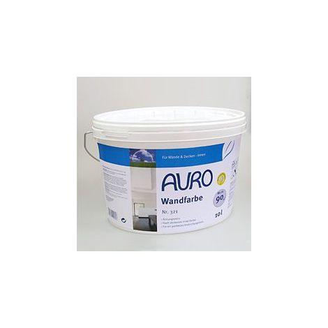 Peinture murale Auro 5L - n°321 - AURO - Plusieurs modèles disponibles