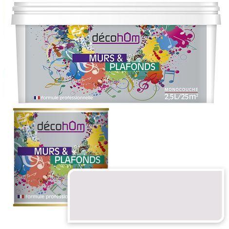 Peinture Murale monocouche couleur Lin 0,5Litre MAT