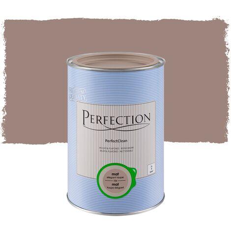 Peinture Murale & Plafond 'PerfectClean' Nettoyable, Perfection - Mat