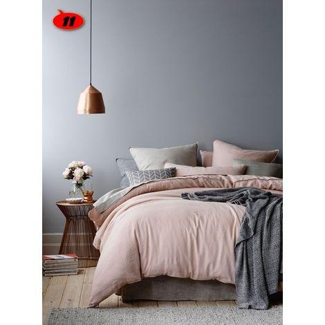 Peinture murale sans odeur /couleur : gris / qualité professionnelle application facile, séchage rapide / MadeInNature®
