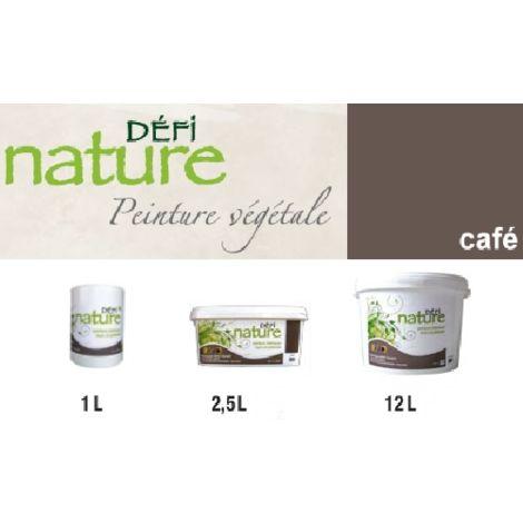 Peinture naturelle végétale Café Pot (1L)