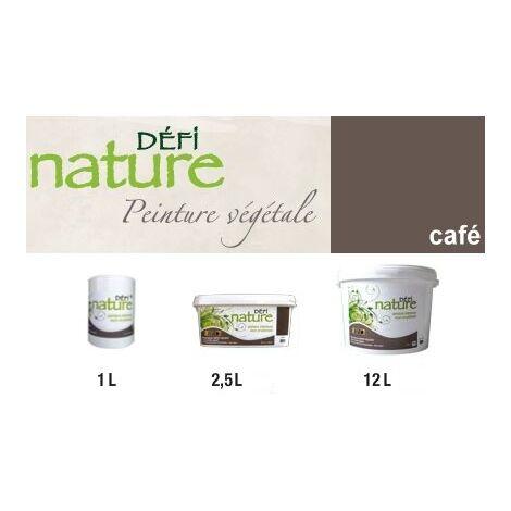 Peinture naturelle végétale Café Seau (2.5L)