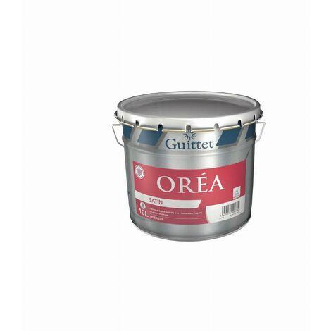 Peinture Orea Satin GUITTET Blanc 10L - 25886