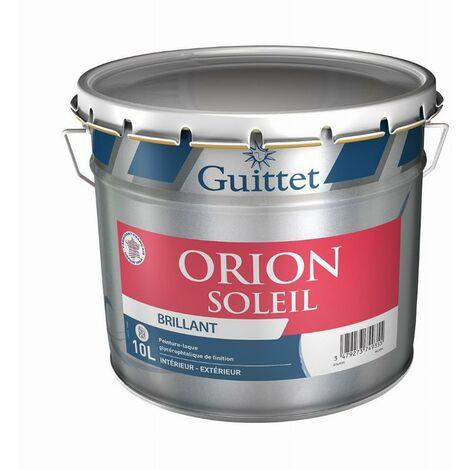 Peinture Orion Soleil Brillant GUITTET Blanc 10L - 14516 - cpty