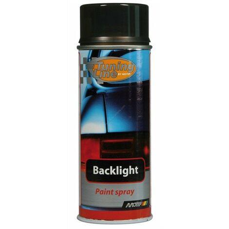 Peinture ou vernis vitre noir, 400 ml - Motip