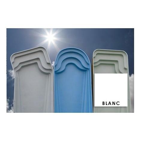Peinture Piscine Polyester Blanche 5 Kg Blanc