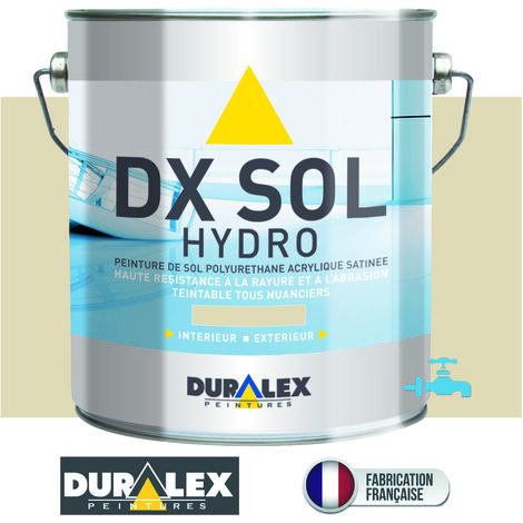 Peinture polyurethane dx sol