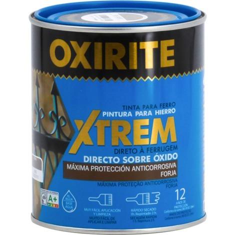 Peinture pour fer oxirite Xtrem 750ml Xylazel