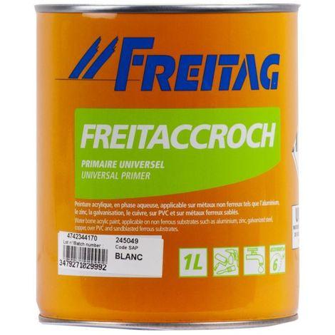 Peinture primaire Freitag Freitaccroch Blanc