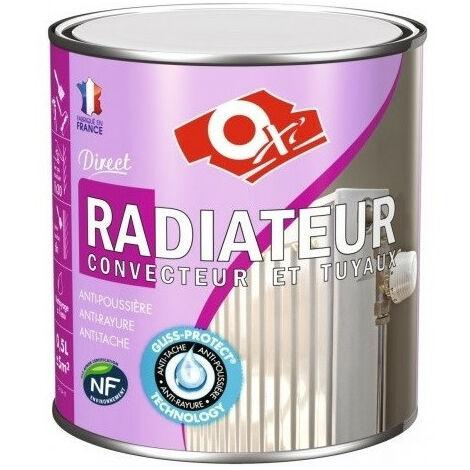 Peinture radiateur 0,5L - plusieurs modèles disponibles