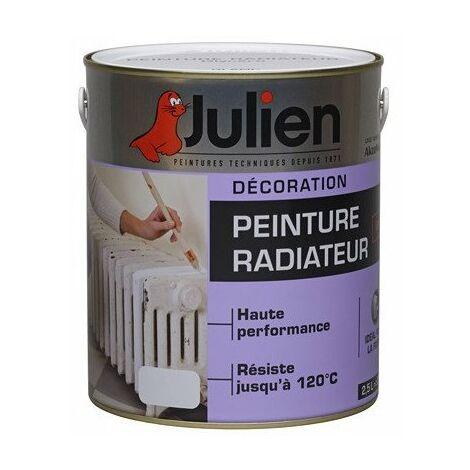 """main image of """"Peinture Radiateur Blanc Satinée 120° Glycero 0l5 - JULIEN"""""""