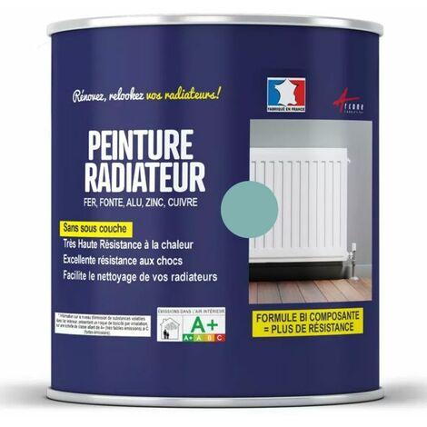 Peinture radiateur fonte acier alu chauffage toutes couleurs PEINTURE RADIATEUR