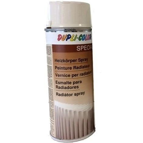 Peinture Radiateur Pulvérisation RAL 9001 Blanc Crème Brillant, 400 ml Duplicolor - MO467165