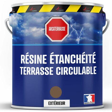"""main image of """"Peinture, résine étanchéité Terrasse - Imperméabilisation terrasse circulable, balcon, sols extérieurs, béton"""""""