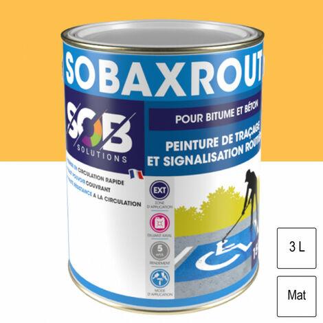 """main image of """"Peinture routière 3L SOBAXROUT - plusieurs modèles disponibles"""""""