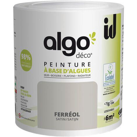 Peinture saine & écologique Algo - Mat
