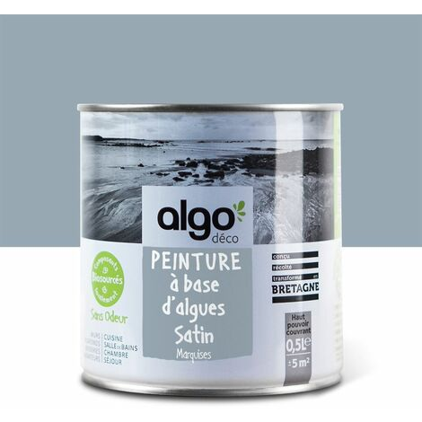 "main image of ""Peinture saine & écologique Algo - Satin"""