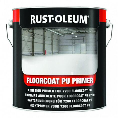 Peinture sol 7200 FloorCoat PU 5L RUST-OLEUM - plusieurs modèles disponibles