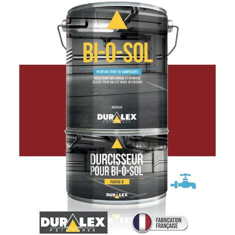 Peinture Sol epoxy bi-composante - TRAFFIC INTENSE - BI O SOL - Duralex