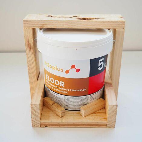 Peinture Sol Exterieur et Intérieur · Floor Rouge 5Kg · Peinture Sol Garage · Peinture Sol Beton