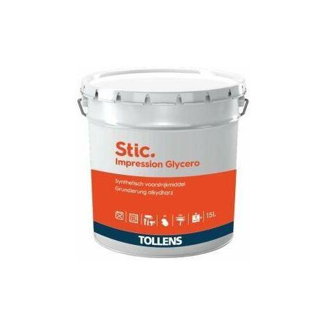 Peinture Stic Impression Glycéro 15L - Tollens