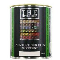 Peinture sur bois Little Shop Of Colors Gris Augustin 500ml