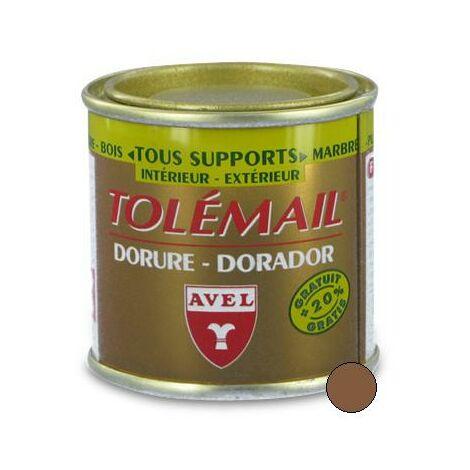 "main image of ""Peinture TOLEMAIL Dorure, 50 ml OR RICHE"""