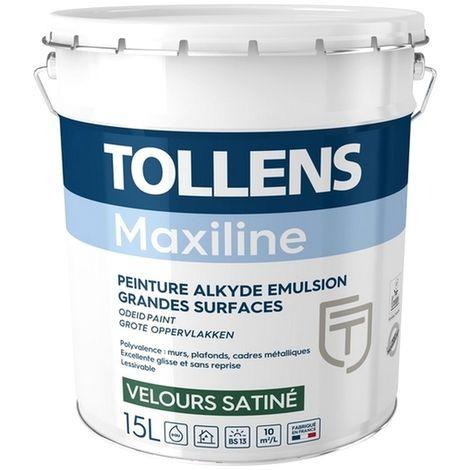 Peinture TOLLENS professionnelle Maxiline Velours Satiné