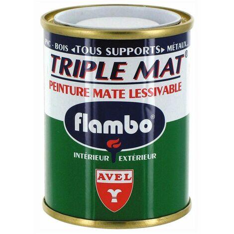 Peinture Triple Mat FLAMBO