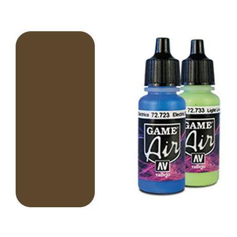 Peinture Vallejo Game Air Beasty Brown
