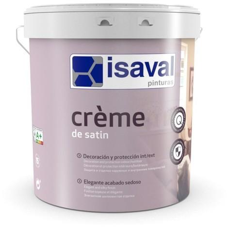 Peinture Velours 15 Litres RAL 9010 Blanc Pur - Isaval