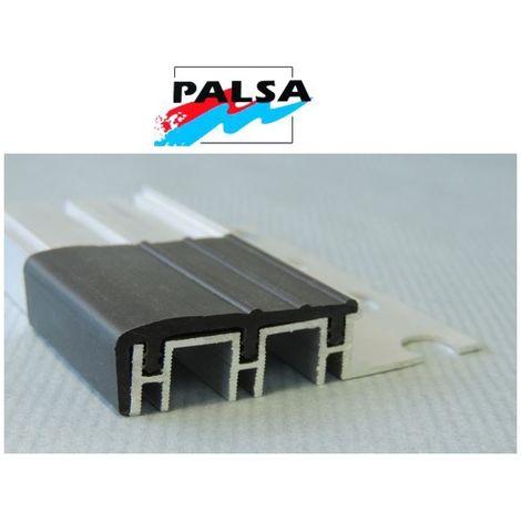 PELDAÑO ALUMINO BANDA PVC FLEXIBLE