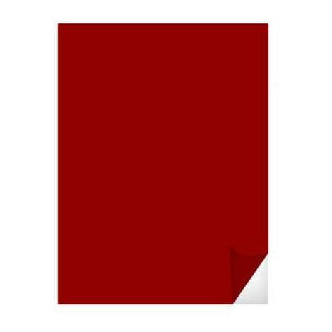 película adhesiva 3M de largo 100x61cm Serie 50 SC50 rojo oscuro SC50-485