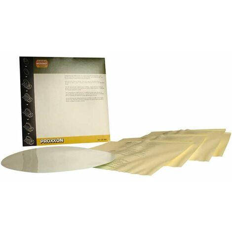 Película de silicona autoadherente para fácil cambio de disco Ø 250mm Proxxon