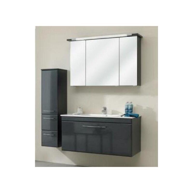 Badmöbel Seo Grey mit Spiegelschrank 105 cm 2_3178_Seo_Grey_F8_2 - Pelipal
