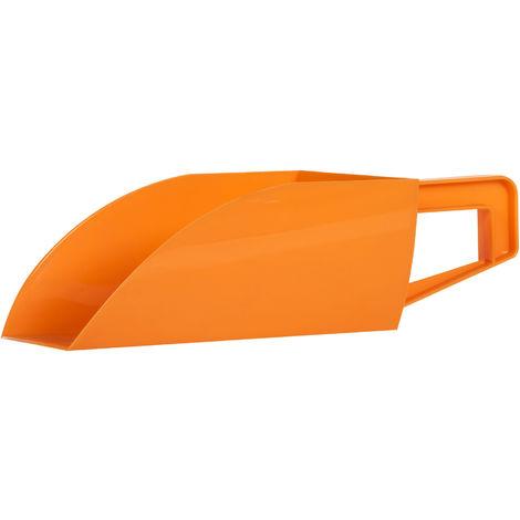 Pelle a grain plastique 1,5 Kg Orange - Ukal