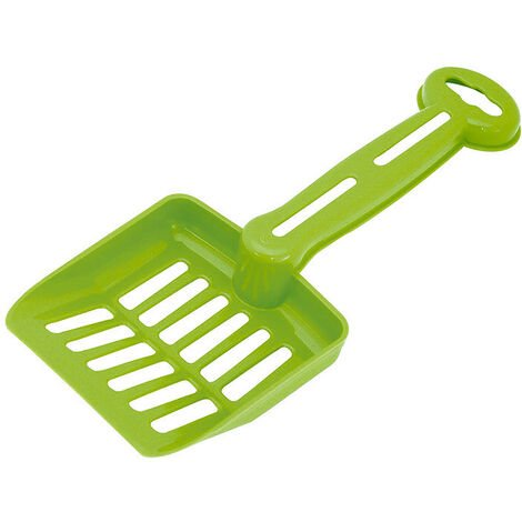 Pelle à litière - Vert pomme