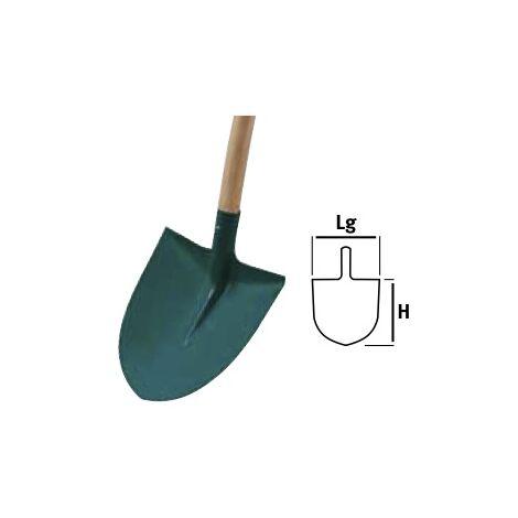 Pelle Alsace 28cm manche bois