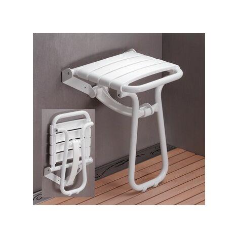 Pellet - asiento de ducha grande adicional retráctil