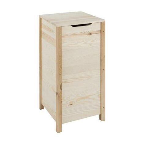 Pellet box bois 45l