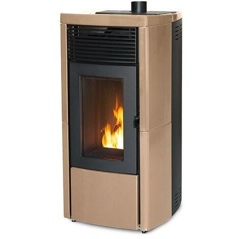 Pelletofen MCZ STAR AIR Maestro 8 kW verschiedene Farben Pellet Ofen Kaminofen